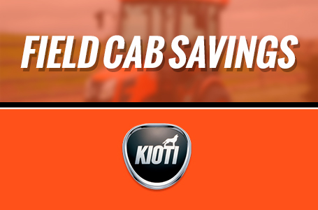 Field Cab Savings