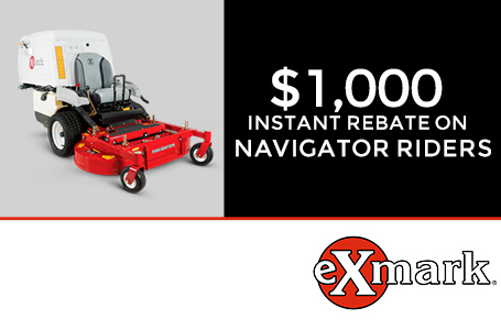 $1000 Instant Rebate on Navigator Riders