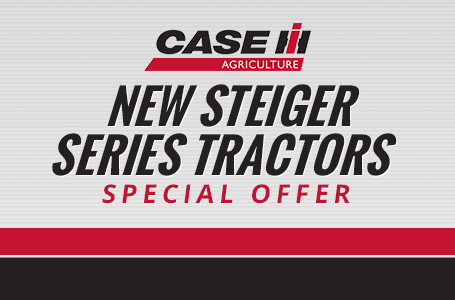New Steiger Series Tractors Special Offer
