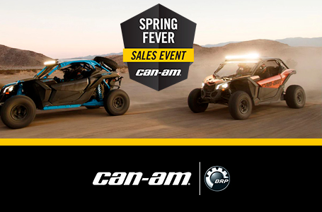 Spring Fever Sales Event-Maverick X3