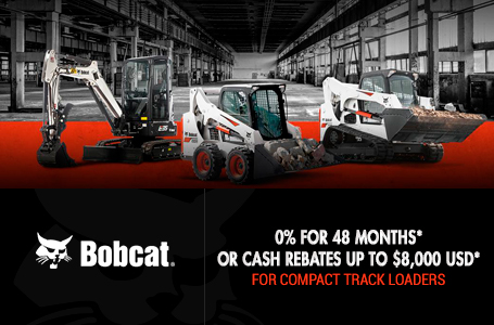 2019 Bobcat T590 Roller Suspension Option for sale in Gering, NE