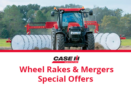 Wheel Rakes & Mergers Special Offers