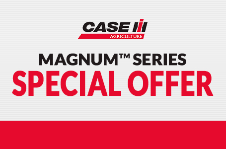 Magnum™ Series 0% Interest Special Offer
