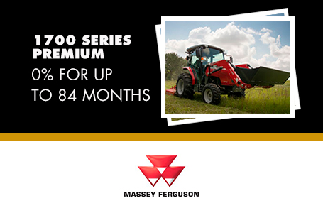 1700 Series Premium - 0% for up to 84 Months
