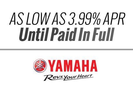 As Low As 3.99% APR Until Paid In Full