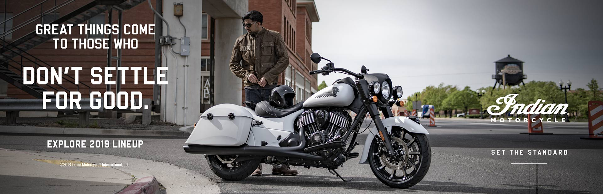 Indian Motorcycle: Special Offers