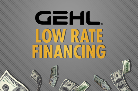 Low Rate Financing