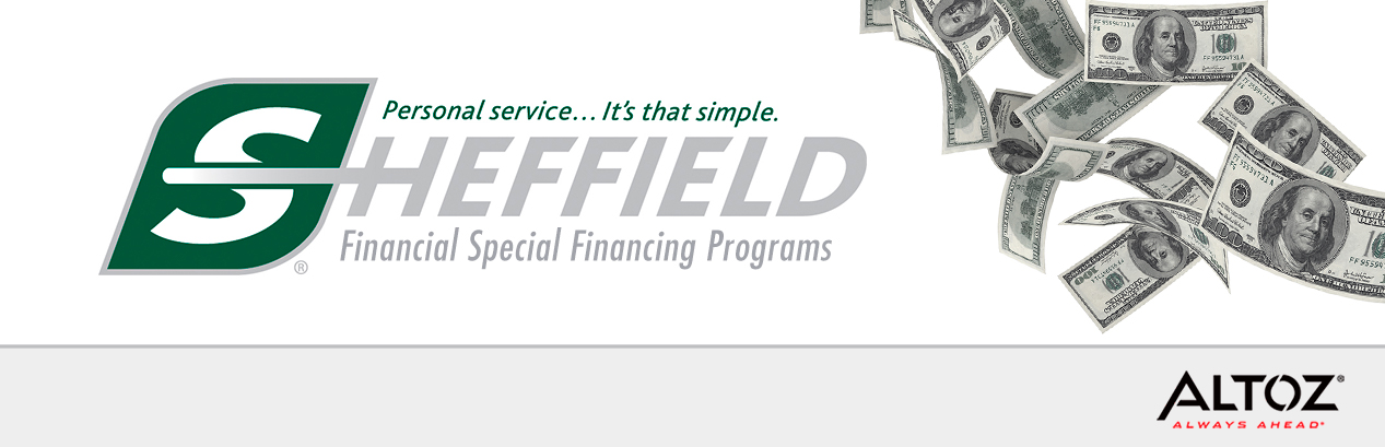 Altoz: Sheffield Retail Financing Programs