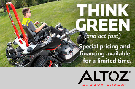 Altoz Think Green Promotion