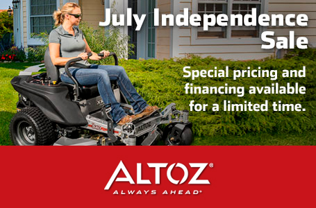 July Independence Sale