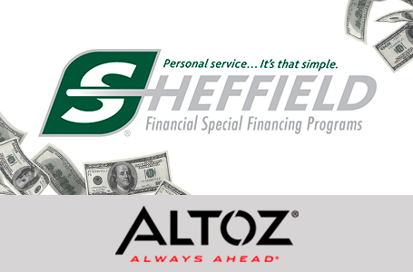 Altoz Sheffield Retail Financing Programs