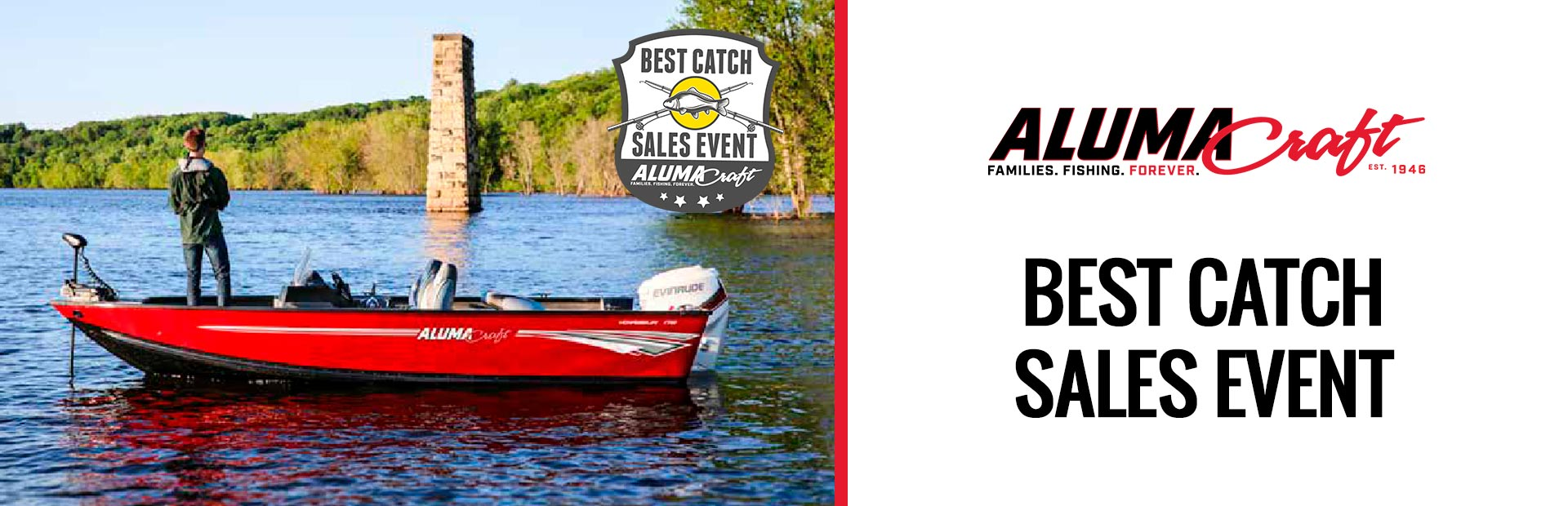 Alumacraft: BEST CATCH SALES EVENT