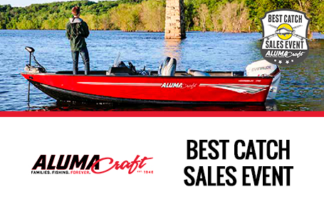 BEST CATCH SALES EVENT