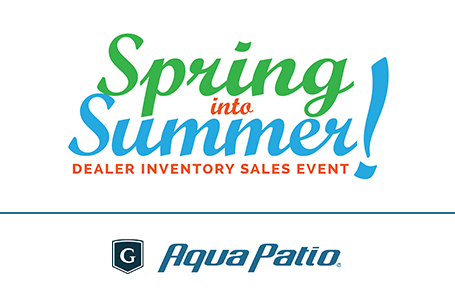 Spring Into Summer Dealer Inventory Sales Event