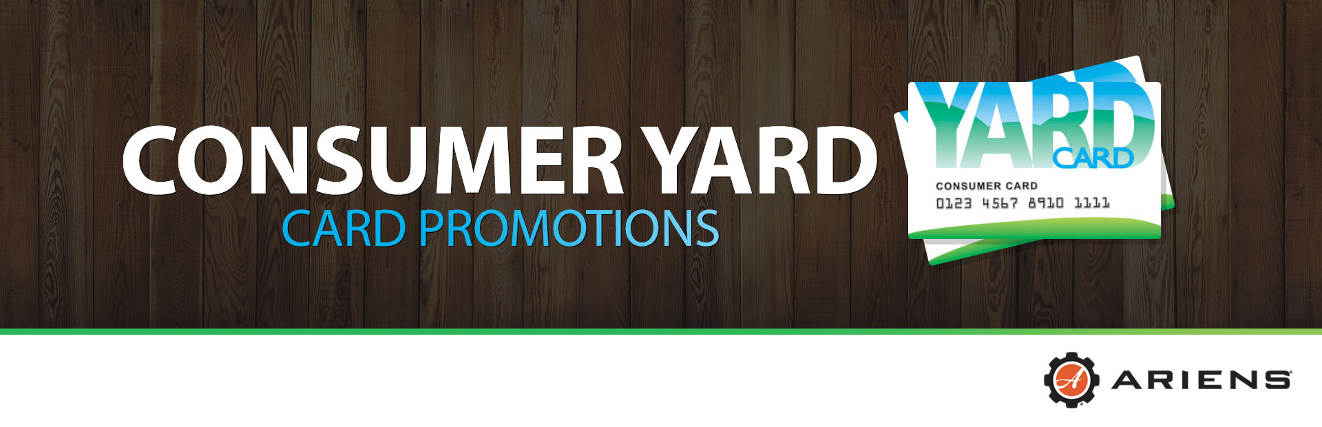 Gravely: Consumer/Commercial Yard Card Promotions