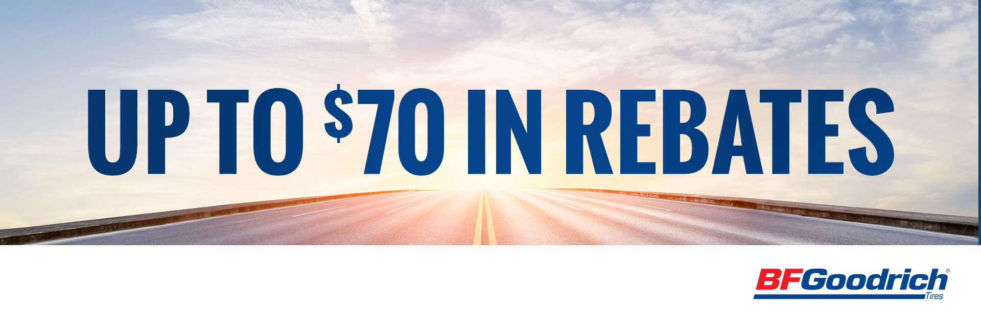 Up to $70 in Rebates