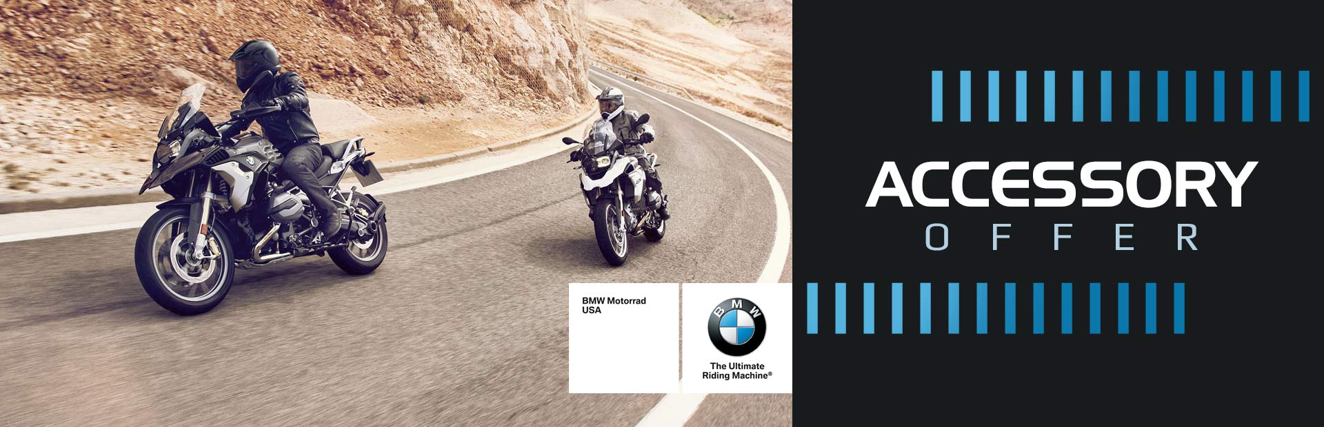 BMW: Accessory Offer