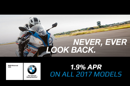 1.9% APR on All 2017 Models