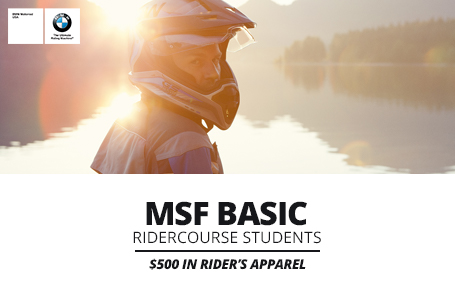Basic Ridercourse Students $500 in Rider's Apparel