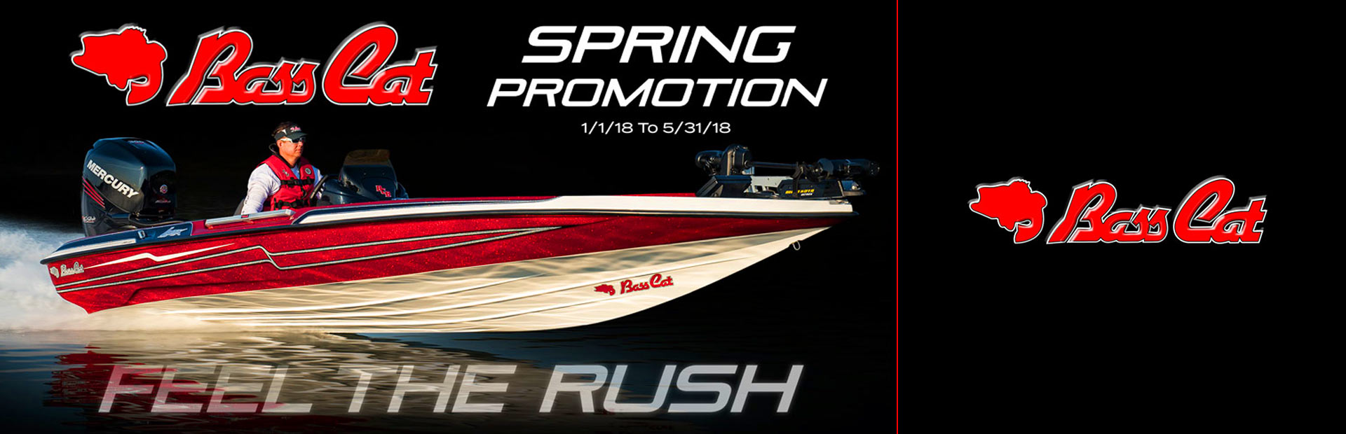 Bass Cat Boats: Spring Promotion