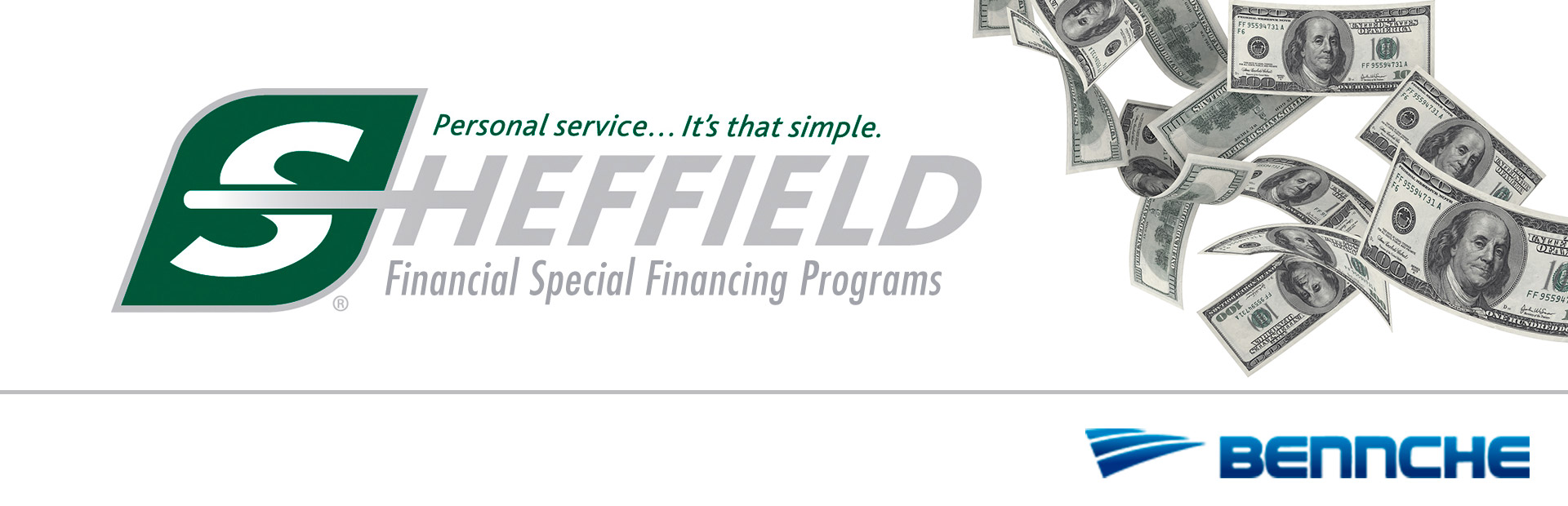 Bennche: Bennche - Sheffield  Financing Programs