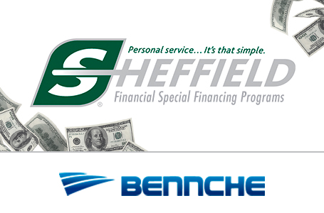 Bennche - Sheffield  Financing Programs