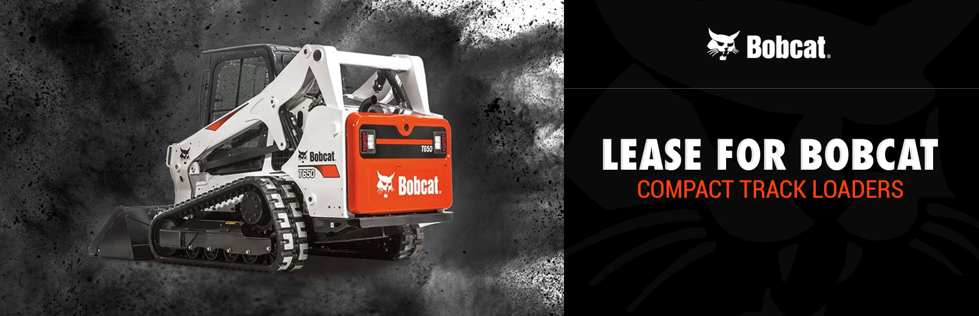 Bobcat: Lease For Bobcat Compact Track Loaders