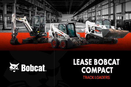 Lease Bobcat Compact Track Loaders