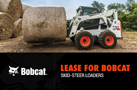 Lease for Bobcat Skid-Steer Loaders
