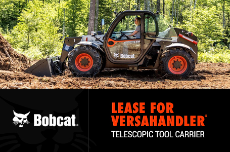 Lease for VersaHANDLER® Telescopic Tool Carrier