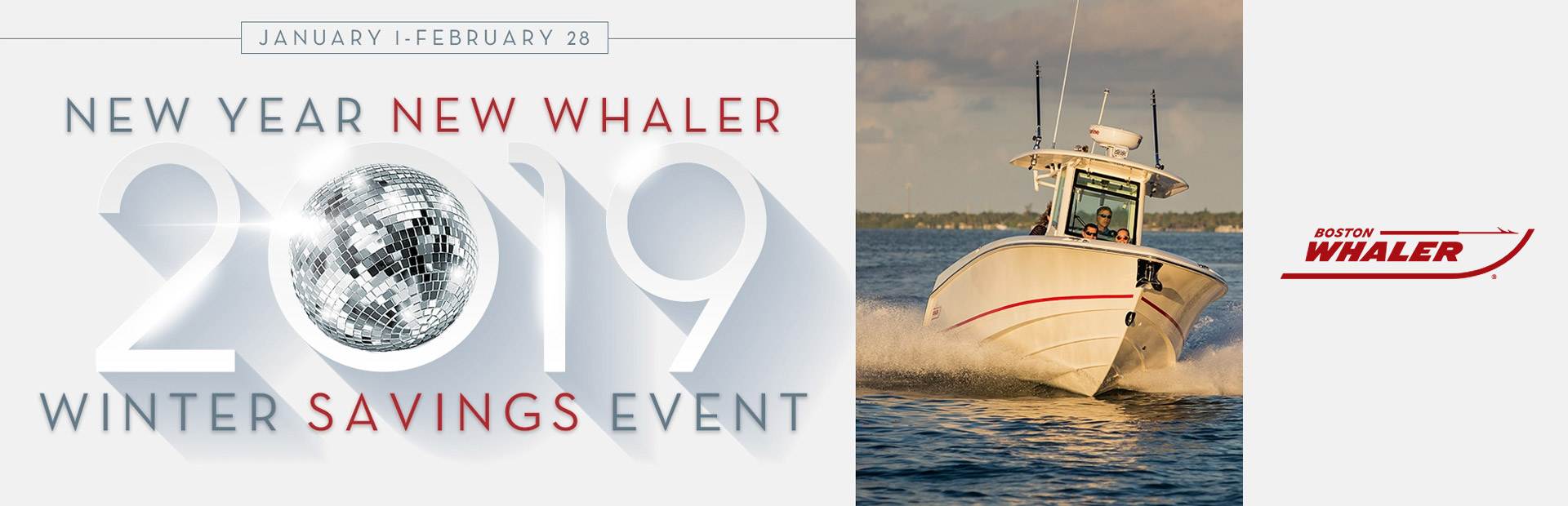 Boston Whaler: New Year New Whaler