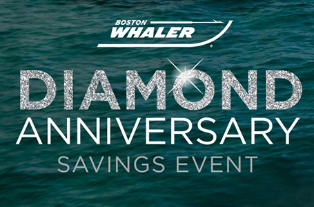 Diamond Anniversary Savings Event
