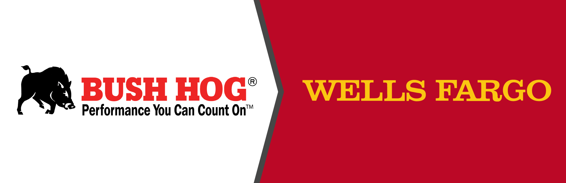 Bush Hog: Wells Fargo Financing
