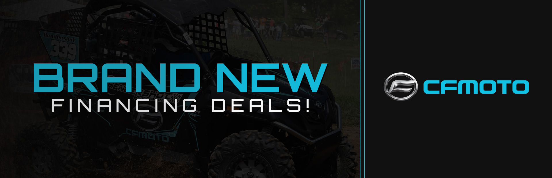 CFMOTO: Brand New CFMOTO Financing Deals!