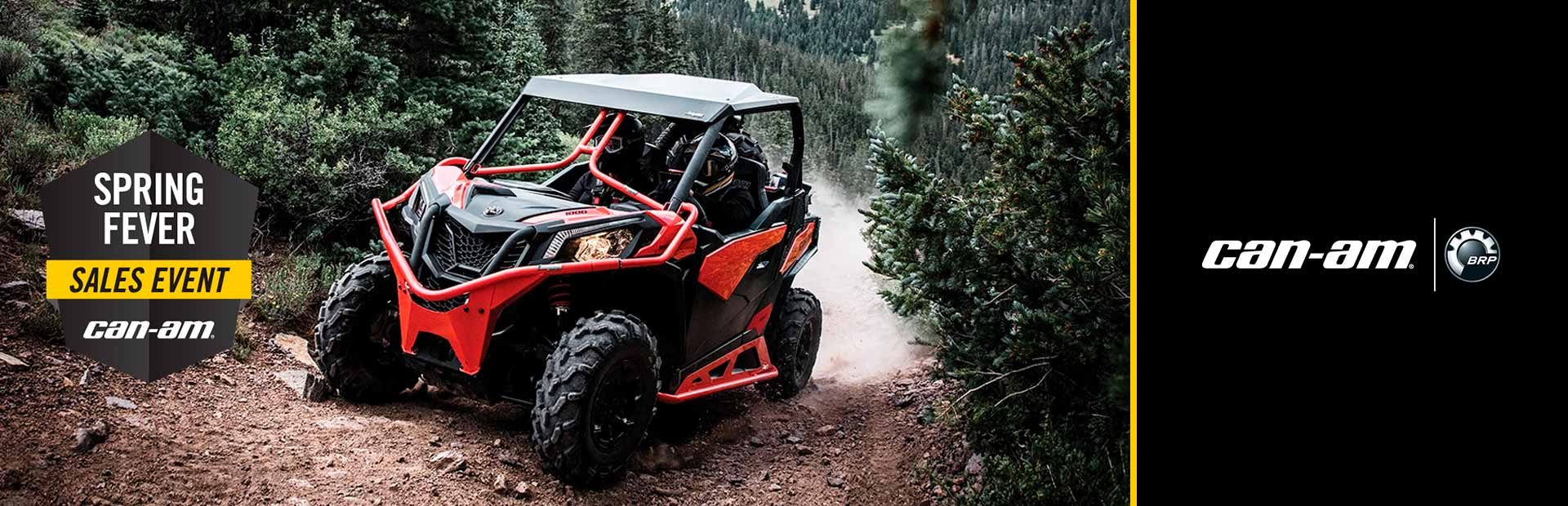 Can-Am: Spring Fever Sales Event-Maverick