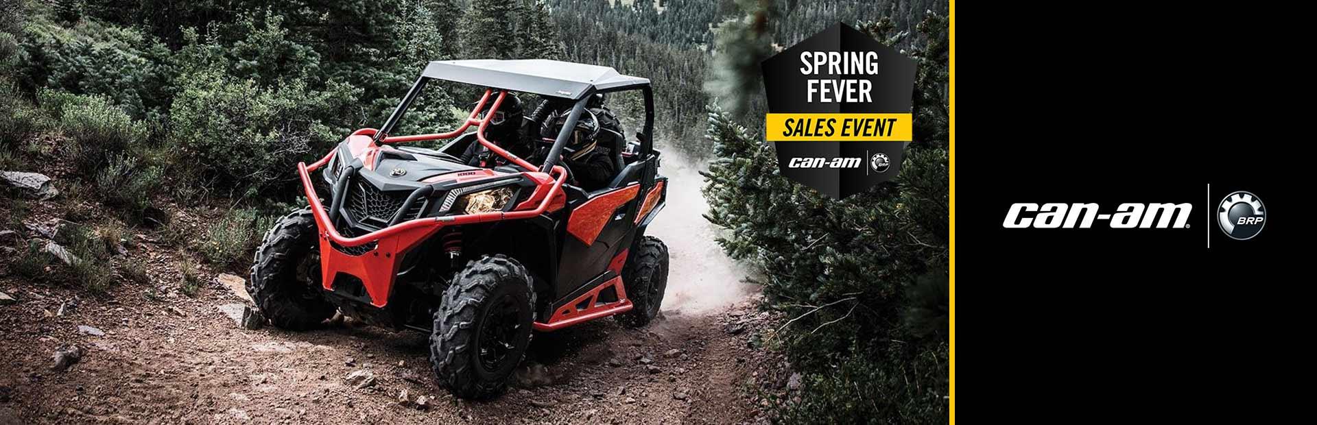 Spring Fever Sales Event-Maverick