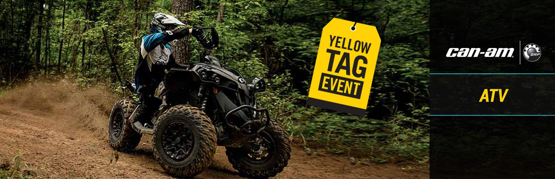Can-Am: Yellow Tag Event (ATV)