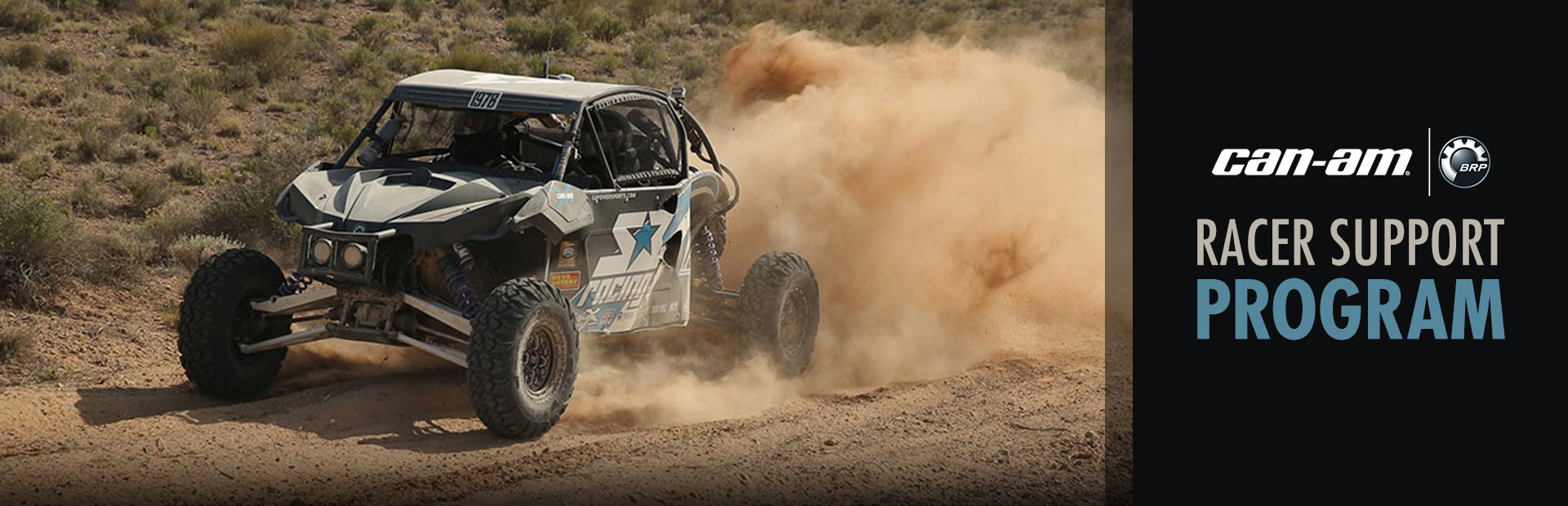 Can-Am: Can-Am Racer Support Program