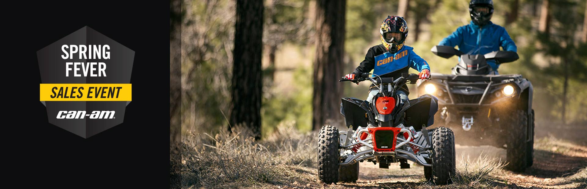 Can-Am: Spring Fever Sales Event (DS)
