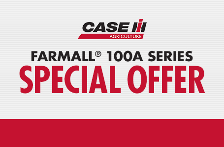 Farmall® 100A Series Special Offer