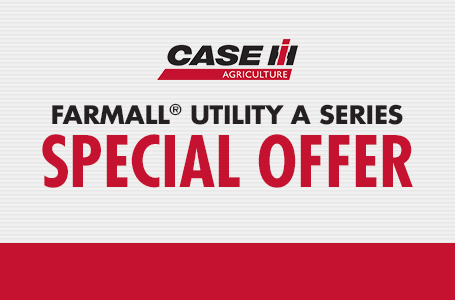 Farmall® Utility A Series Special Offer