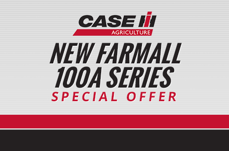 New Farmall 100A Series Special Offer