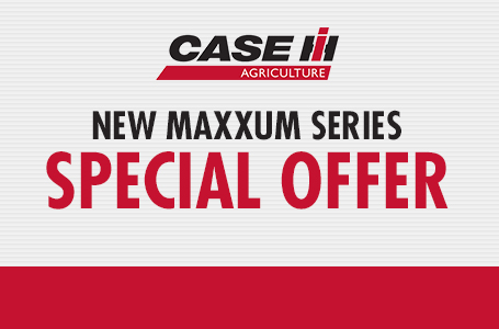 New Maxxum Series Special Offer