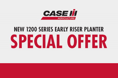 New 1200 Series Early Riser Planter Special Offer