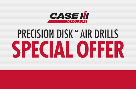Precision Disk™ Air Drills Special Offer