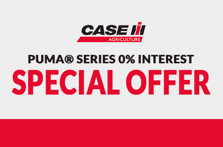 Puma® Series 0% Interest Special Offer