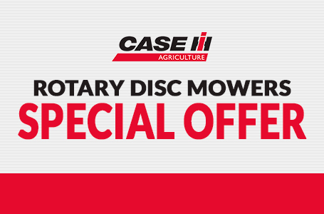 Rotary Disc Mowers Special Offer