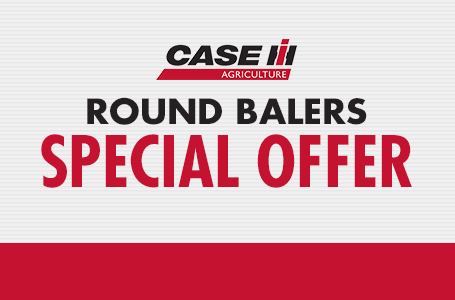 Round Balers Special Offer