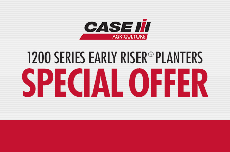 1200 Series Early Riser® Planters Special Offer
