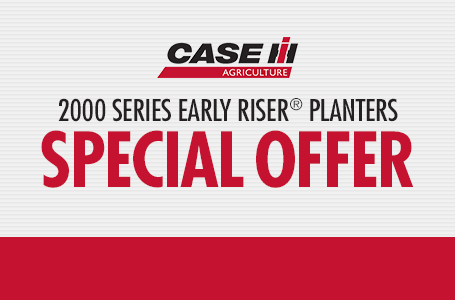 2000 Series Early Riser® Planters Special Offer